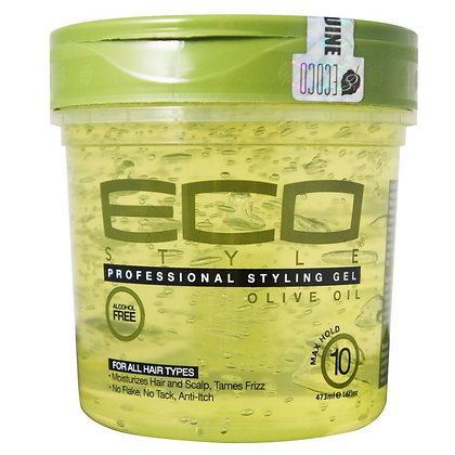 Eco Styling Gel Olive Oil