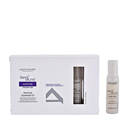 Alfaparf Semi Di Lino Moisture Nutritive Essential Oil (6 x 13 ml)