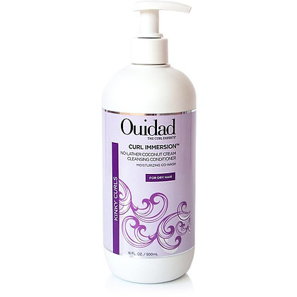Ouidad Curl Immersion Moisturizing Co-Wash