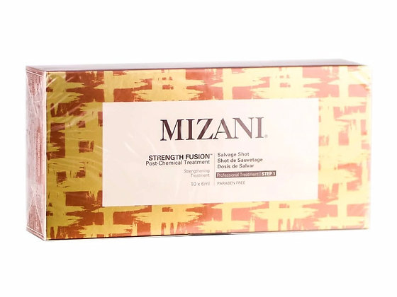 Mizani Strength Fusion Salvage Shot (10 x 6ml)