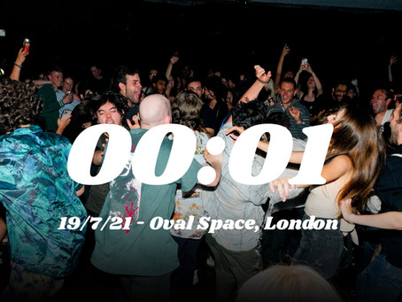 00:01 — The Return of Live Music