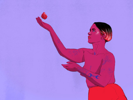 On Art, Existing Creatively, and Being In Love Alone with Emily Ritz