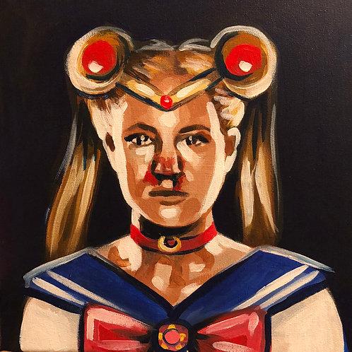 Fight like a Girl, Talk like a Sailor