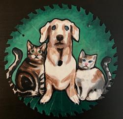 Painted Pet Commission