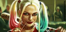 Harley Freakin Quinn