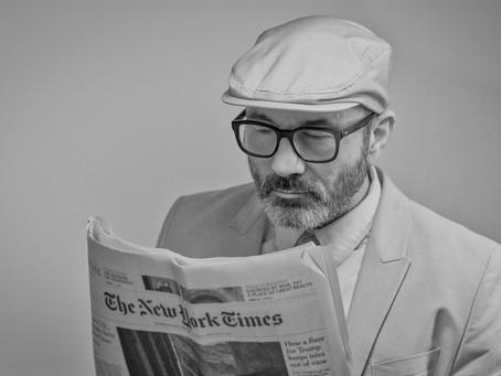 Wie gestaltet die New York Times ihr E-Mail-Marketing