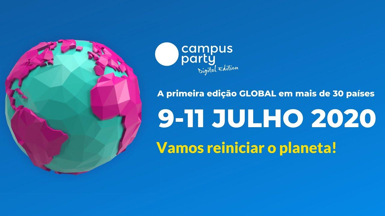 Campus Party Digital Brasília | Reinventando Empresas, Produtos e Serviços