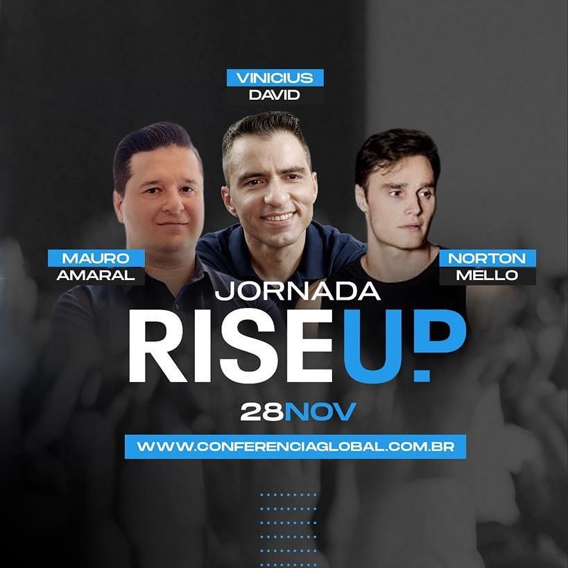 Jornada Rise Up | Geradores de Riqueza