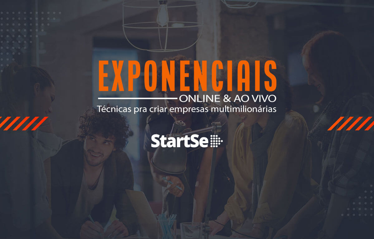 Curso | Exponenciais – técnicas para criar empresas multimilionárias