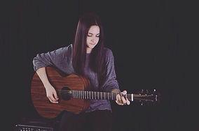 Анастасия Сидякина - преподаватель музыкальной школы Гитарвард по гитаре и электрогитаре
