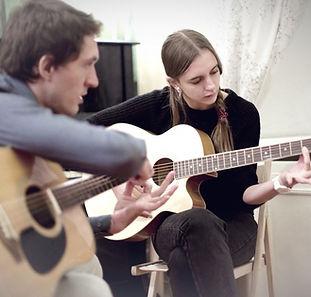 Онлайн и оффлайн уроки гитары, укулеле и электрогитары Guitarvard
