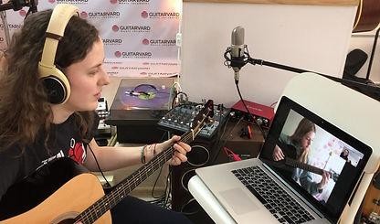 онлайн уроки гитары и электрогитары