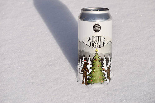 Winter Logger: 4-Pack / 16oz Cans