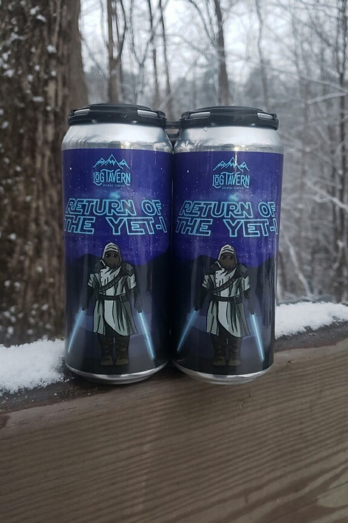 Return Of The Yet-I: 4-Pack / 16oz Cans