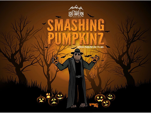 Smashing Pumpkinz : 4-Pack / 16oz Cans
