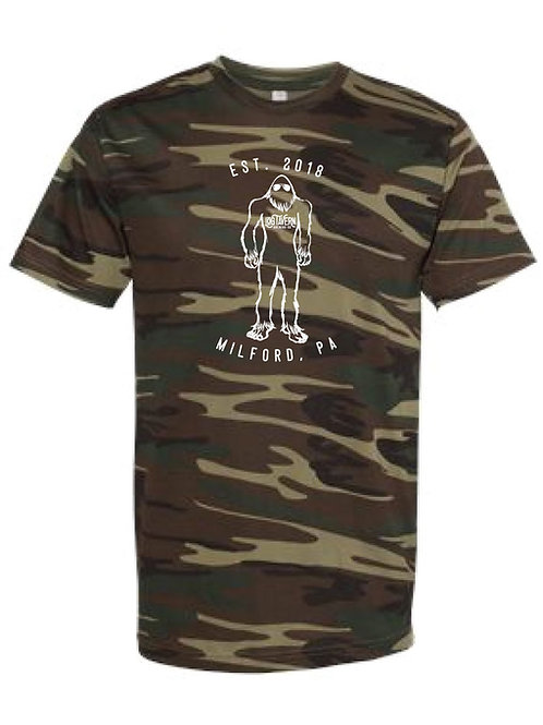 Yeti Logo - T-Shirt