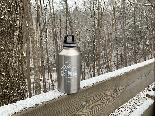 Stainless Growler *Empty*