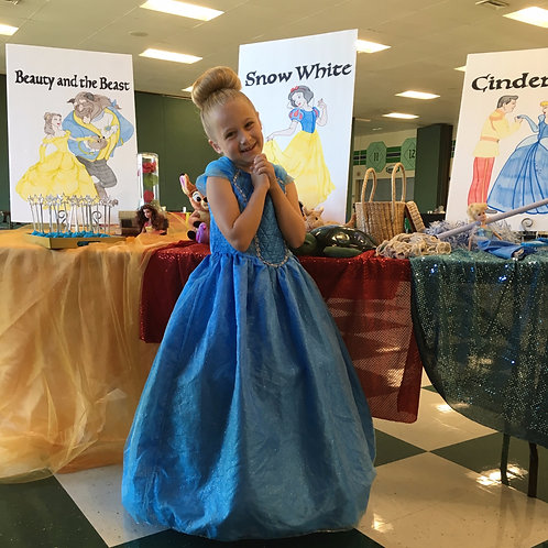 AUGUST 24 ONLY - Princess Dance Camp