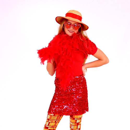 Calling all Fashionistas Dance Showcase