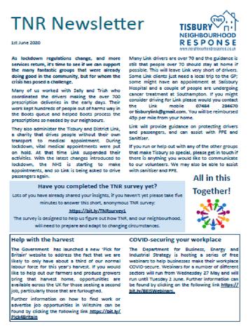 TNR Newsletter - 1 June.bmp