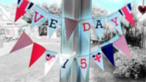 VE Day Home Celebration Pack for 8 May 75th Anniversary
