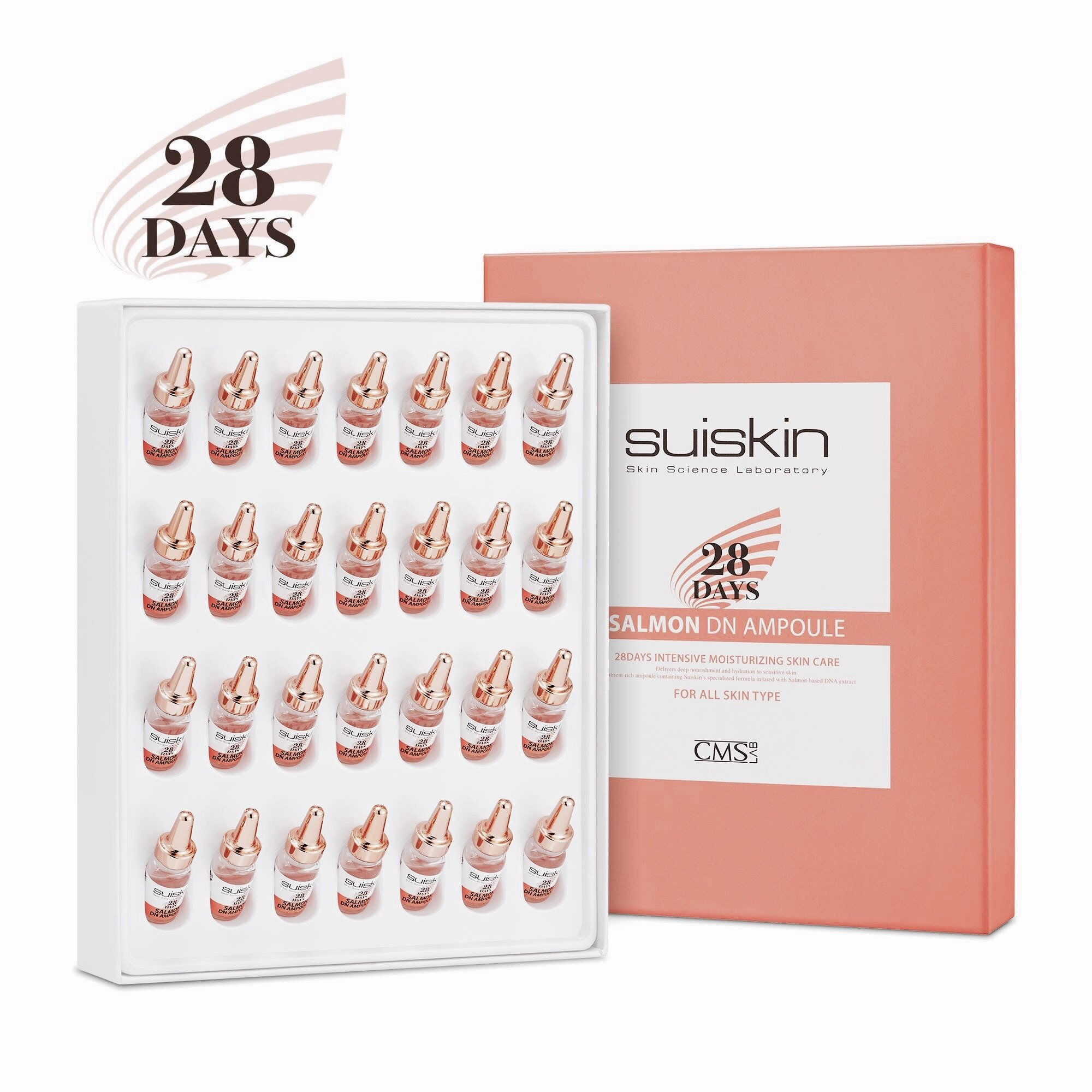 [SuiSkin] Salmon DN Ampoule *28 (Whole Sale Only)