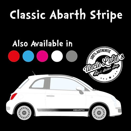 Classic Fiat 500 Abarth Kit