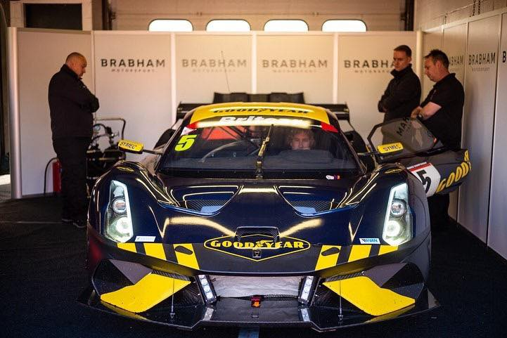 Brabham Motorsport Uncle Lukes Wrap