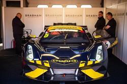 Brabham Motorsport Uncle Lukes Wrap