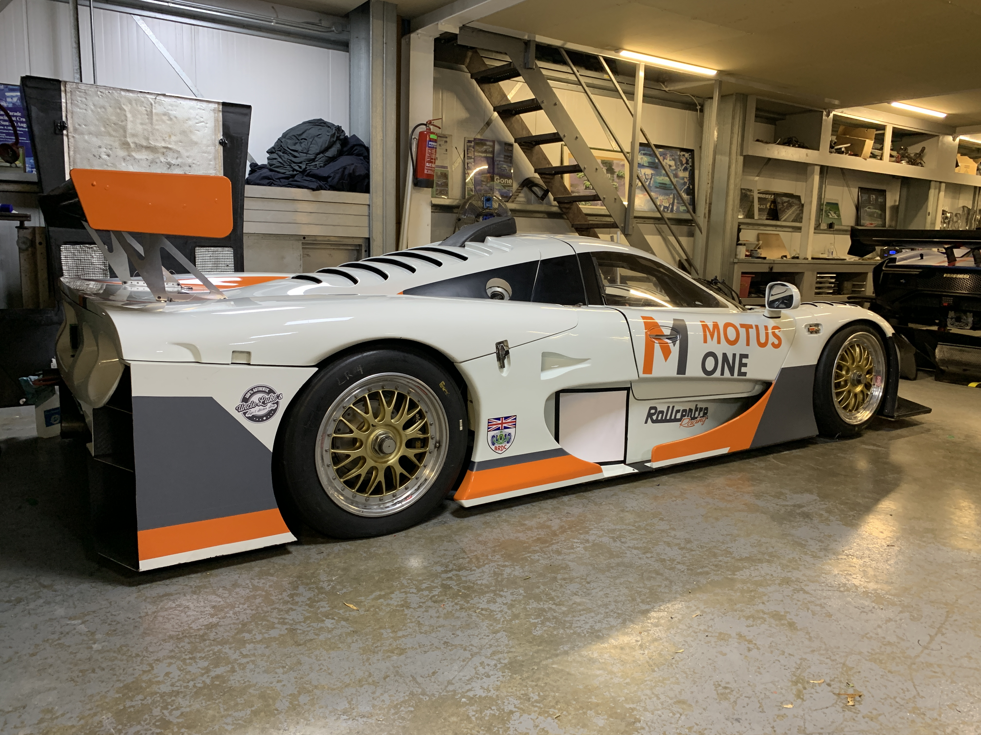 Mosler Wrap Uncle Lukes