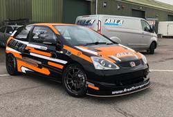 Uncle Lukes, Swaffham, Motorsport