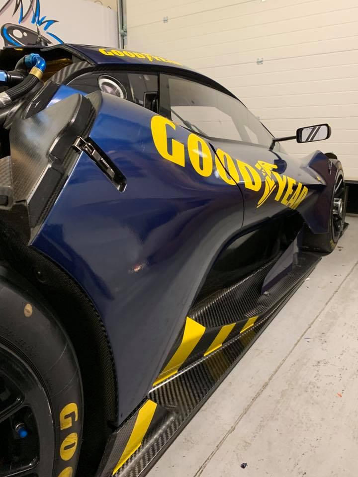 Brabham Motorsport Uncle Lukes