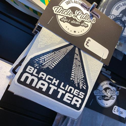 Black Lines Matter