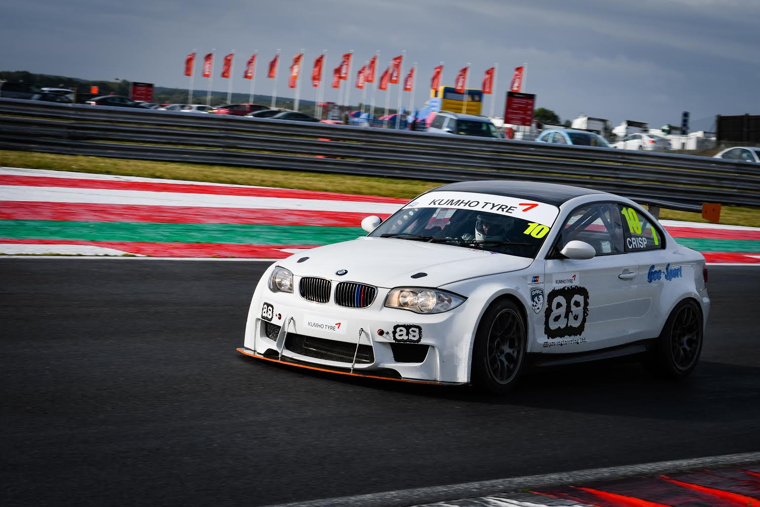 bmw race car graphics