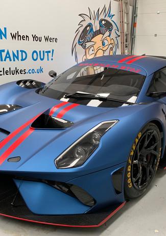 Brabham Wrap