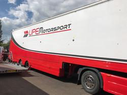 race transporter graphics
