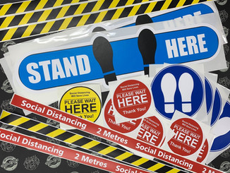 Health & Safety Signage
