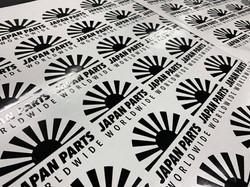 Jap Parts Stickers Uncle Lukes Swaff