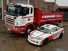 Vehicle Graphics, Swaffham