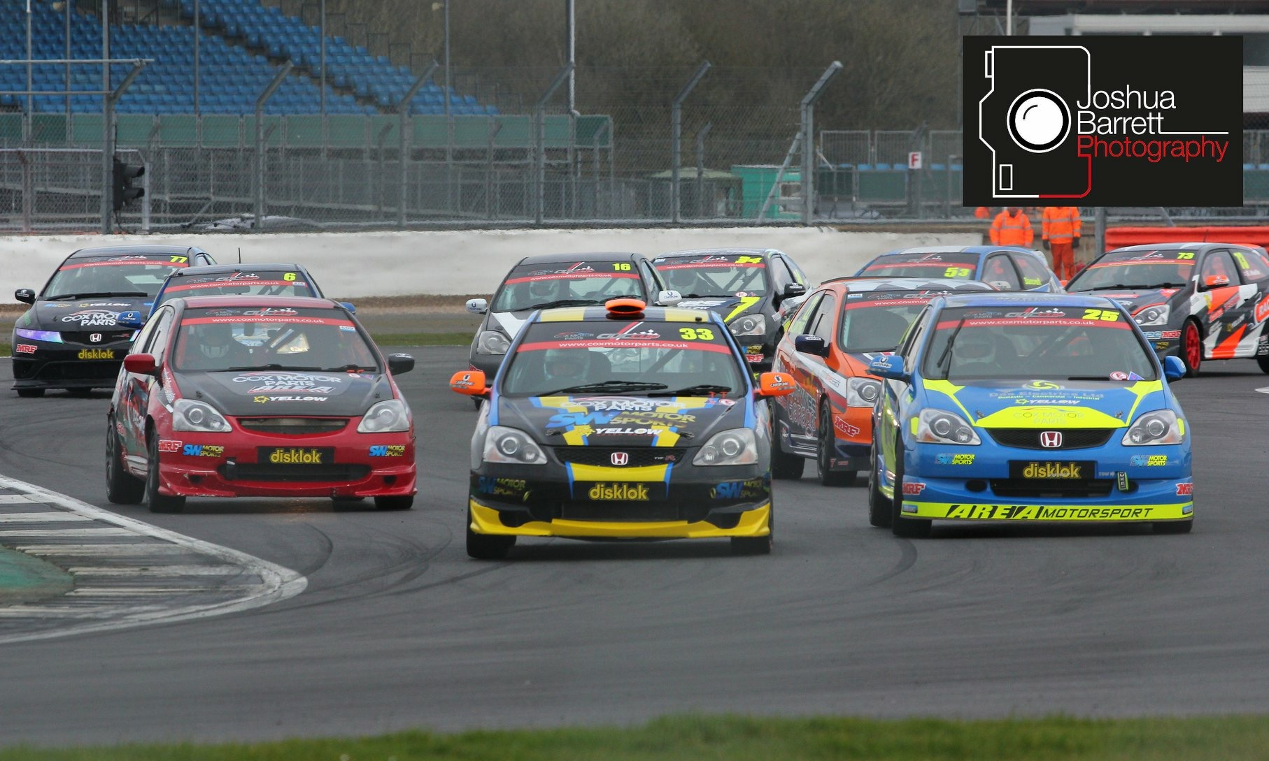 Official Civic Cup Graphic Supplier