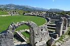 The ancient capital of Dalmatia....