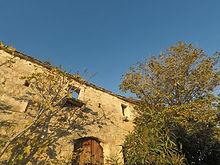 Old Dalmatian village