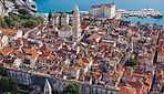 Dalmatian largest city, Split is a great place to see Dalmatian life as it's really lived...