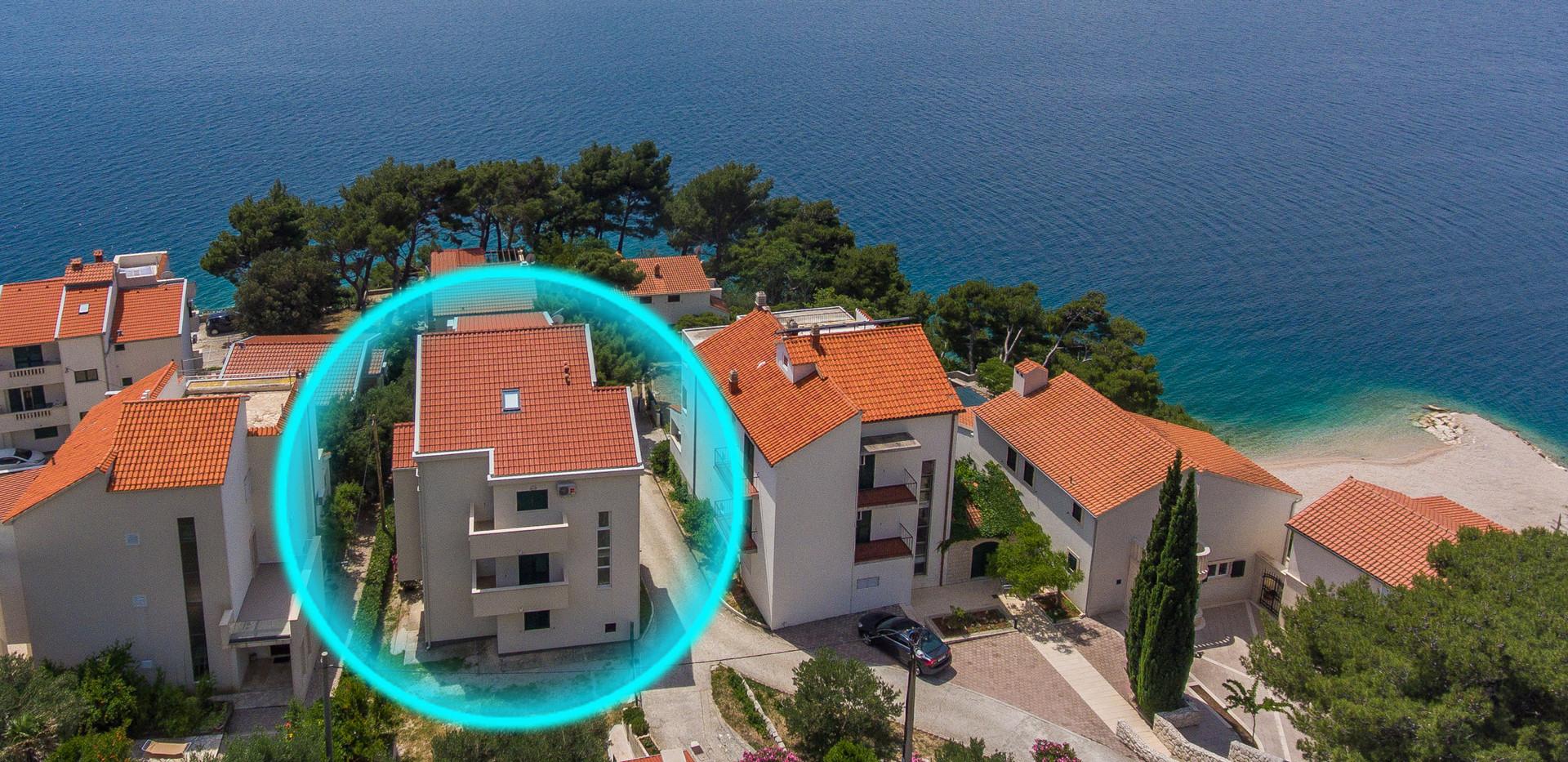Apartments Bosiljka