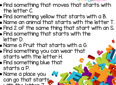 F2 Home Learning 20th April