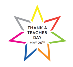 Thank a Teacher Day!