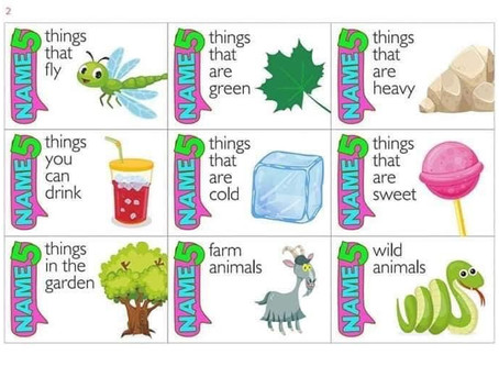 F2 home learning 13th April