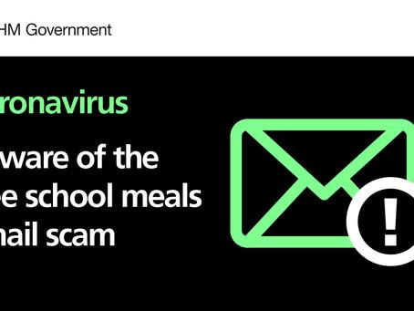 Free school meals scam