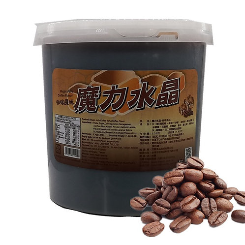 Coffee Jelly (3.3kg)