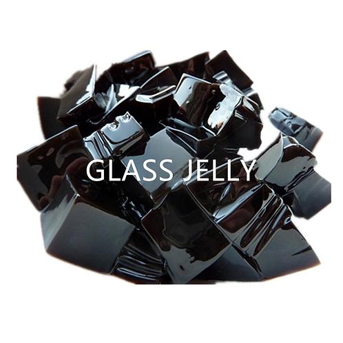 Glass Jelly Syrup